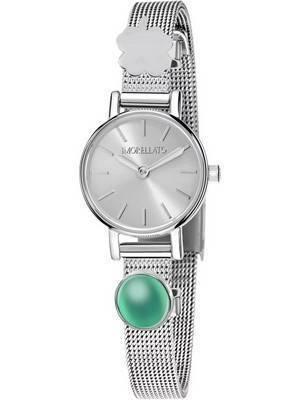 Morellato Sensazioni Silver Dial Quartz R0153142519 Relógio Feminino