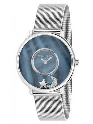Morellato Quartz Diamond Accents R0153150506 Women\'s Watch