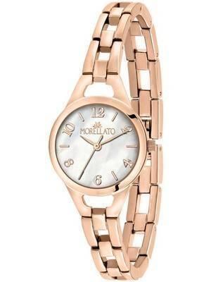 Relógio feminino morellato em madrepérola com mostrador quartzo R0153155501 feminino