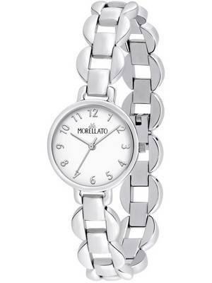 Relógio feminino Morellato Bolle White Dial Quartz R0153156501