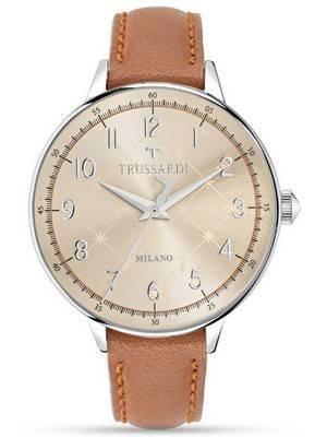 Trussardi T-Evolution R2451120503 Relógio de Quartzo para Mulher