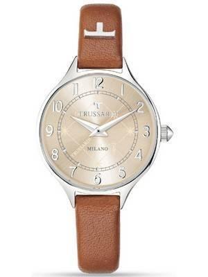 Trussardi T Queen R2451122503 Relógio de Quartzo para Mulher
