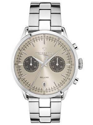 Trussardi T-Evolution Quartz R2453123004 Relógio Masculino