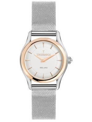 Trussardi T-Light Quartz R2453127503 Relógio Feminino
