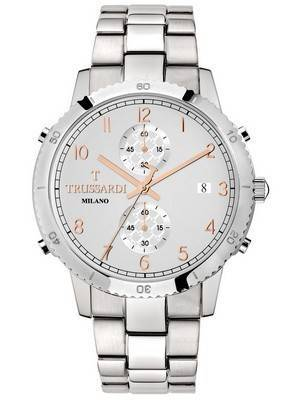 Trussardi T-Style Chronograph Quartz R2473617005 Men's Watch