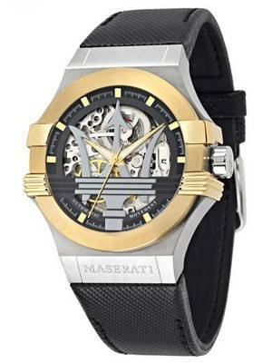Maserati Potenza Automatic R8821108011 Men's Watch