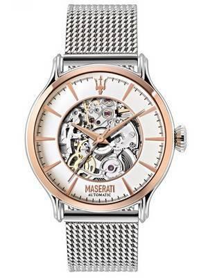 Relógio Maserati Epoca Automatic R8823118001 para homem