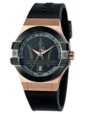 Maserati Potenza Quartz R8851108002 Men's Watch