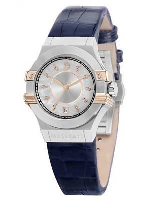 Maserati Potenza Quartz Diamond Accents R8851108502 Women's Watch