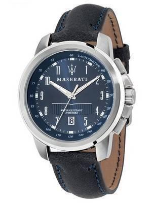 Maserati Successo Tachymeter Quartz R8851121003 Men's Watch