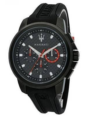 Maserati Sfida Chronograph Quartz R8851123007 Men's Watch