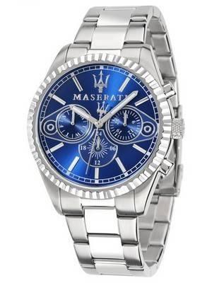 Maserati Competizione Quartz R8853100009 Men's Watch