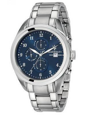 Maserati Traguardo Chronograph Quartz R8853112505 Men's Watch