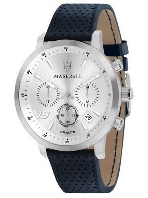 Maserati Granturismo cronógrafo de quartzo R8871134004 relógio dos homens