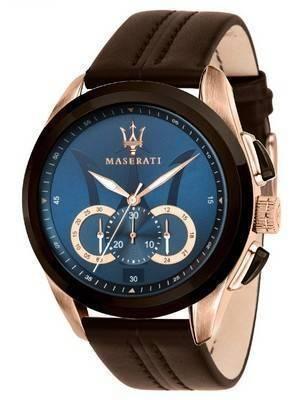 Maserati Traguardo cronógrafo de quartzo R8871612024 relógio dos homens