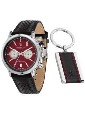 Maserati Legend R8871638002 cronógrafo de quartzo relógio dos homens