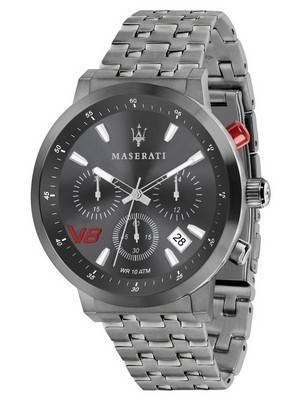 Maserati Gran Turismo Chronograph Quartz R8873134001 Men's Watch