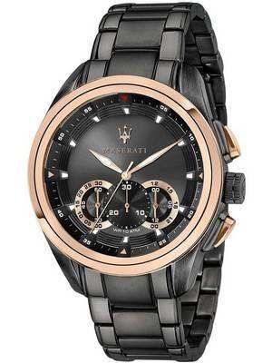 Maserati Traguardo Chronograph Quartz R8873612016 100M Men\'s Watch