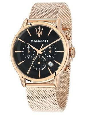 Maserati Epoca Chronograph Quartz R8873618005 Men\'s Watch