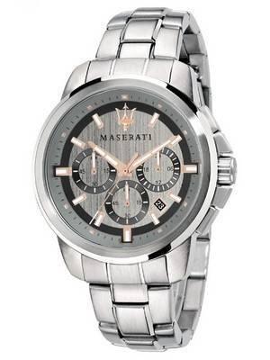 Maserati Successo Chronograph Quartz Relógio Masculino R8873621004