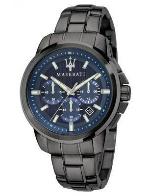 Maserati Successo Chronograph Quartz R8873621005 Men\'s Watch