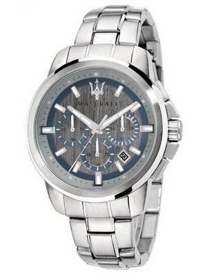 Maserati Successo Chronograph Quartz R8873621006 Men's Watch