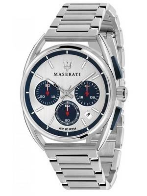 Maserati Trimarano Chronograph Quartz R8873632001 Men's Watch