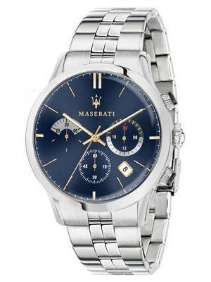Maserati Ricordo Chronograph Quartz R8873633001 Men's Watch