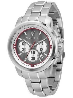 Maserati Royale R8873637003 Cronógrafo Quartz Relógio Masculino