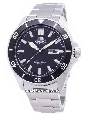 Orient Mako 3 RA-AA0008B09C Divers Sports 200M Japan Made Men\'s Watch