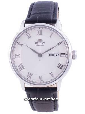 Orient Classic White Dial Automatic RA-AA0A06S0BD 100M Men\'s Watch