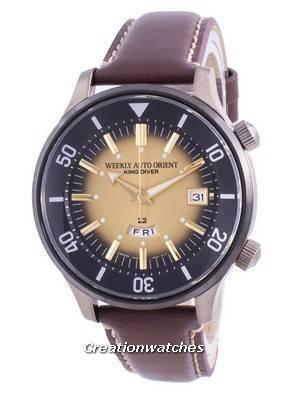Orient King Diver Automatic RA-AA0D04G0HB 200M Men\'s Watch