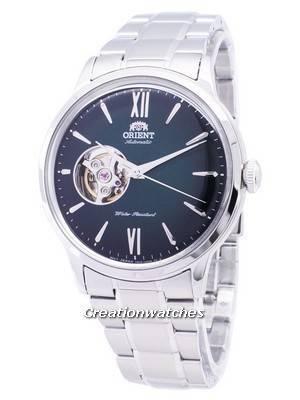 Orient Bambino RA-AG0026E10B Open Heart Automatic Men's Watch
