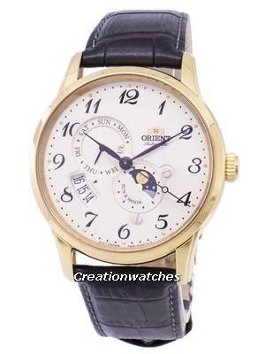 Orient Sun And Moon Automatic RA-AK0002S10B Men's Watch