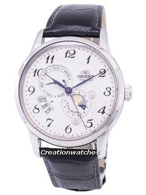 Orient Classic Sun And Moon Automatic RA-AK0003S10B Men's Watch