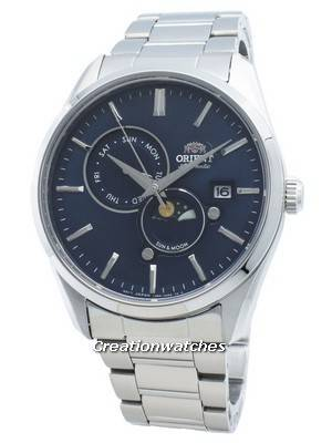 Orient Sun & Moon RA-AK0303L10B Automatic Men's Watch