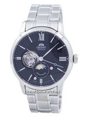 Orient Classic Sun & Moon Automatic RA-AS0002B00B Men's Watch