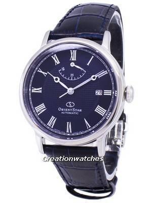 Orient Star Power Reserve Automatic Japan Made RE-AU0003L00B Men's Watch