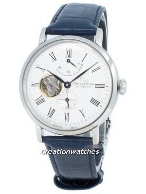 Orient Star Automatic RE-AV0007S00B Open Heart Japan Made Men's Watch