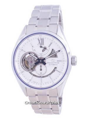 Orient Star Open Heart Automatic RE-AV0113S00B Japan Made 100M Men\'s Watch