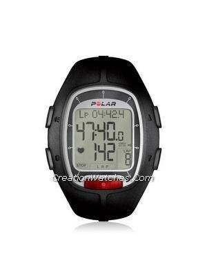 Polar Running Heart Rate Monitor Watch Stopwatch RS100