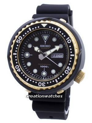 Seiko Prospex Professional S23626 S23626J1 S23626J Titanium Limited Edition Diver's 1000M Men's Watch