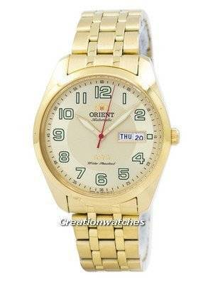 Orient Automatic Japan Made SAB0C005C9 Men's Watch