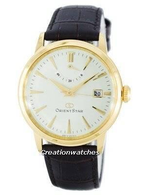 Orient Star Classic Automatic Power Reserve SAF02001S0 Men's Watch