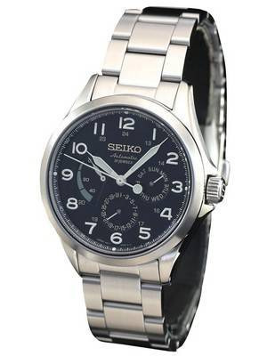 Seiko Automatic 29 Jewels Presage Power Reserve Japan Made SARW015 Men\'s Watch