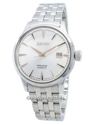 Seiko Presage SARY13 SARY137 SARY1 23 Jewels Automatic Made In Japan Men\'s Watch