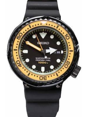 Seiko Quartz Marine Master Professional Diver 1000M SBBN027 Men's Watch