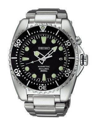 Seiko Prospex Kinetic Scuba Divers 200m SBCZ011 Watch