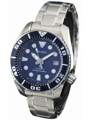Seiko Automatic Prospex Diver 200M SBDC033 Men's Watch