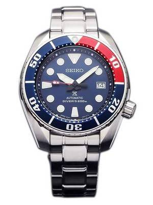 Seiko Prospex 200M Diver Automatic Japan Made SBDC057 Men's Watch